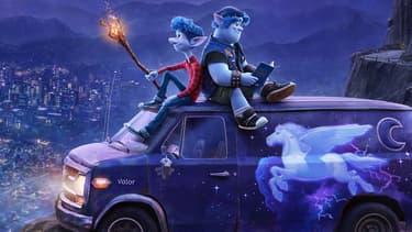 En avant, le nouveau film du studio Pixar