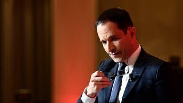 Benoît Hamon va siéger avec les Verts