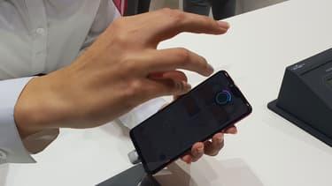 Le LG G8 ThinQ