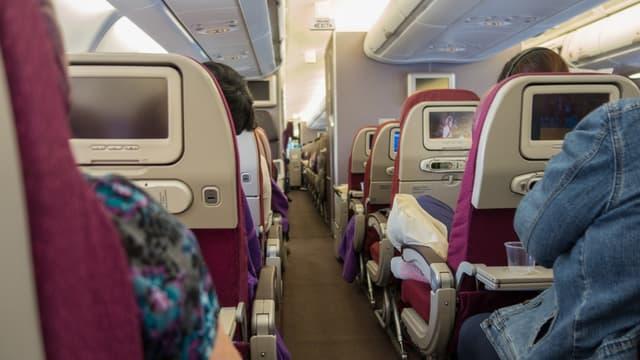 Les compagnies aériennes veulent réduire le stress des passagers ( image d'illustration).
