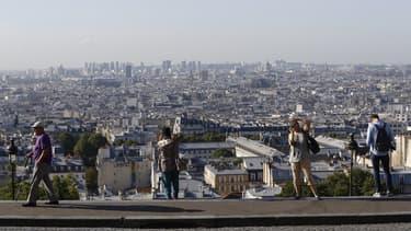 Les touristes reviennent peu à peu dans l'Hexagone.