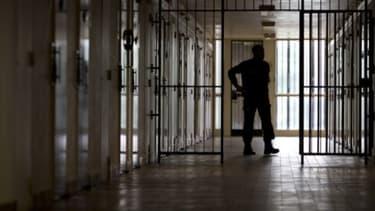 Image d'illustration prison