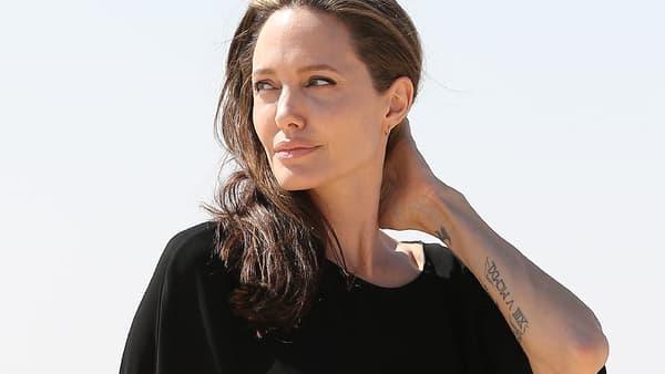 Angelina Jolie le 9 septembre 2016