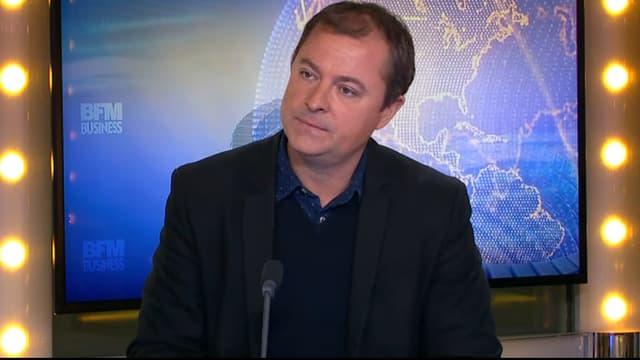 Antoine Jouteau, directeur général du site Leboncoin.fr