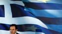 Le ministre grec des Finances, Georges Papaconstantinou. La Grèce, au bord du gouffre financier, a annoncé un nouveau plan d'austérité prévoyant une réduction de son déficit budgétaire de 30 milliards d'euros sur trois ans en échange de l'octroi d'une aid
