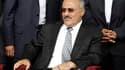 """Ali Abdallah Saleh lors d'un rassemblement politique à Sanaa, vendredi. Le parti du président yéménite a accepté """"sans réserves"""" le plan de transition proposé par le Conseil de coopération du Golfe, ce qui ouvre la voie au départ de l'homme qui dirige le"""