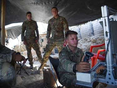 Thales a été choisi par l'OTAN pour fournir un cloud militarisé et certifié, déployable en moins de 24 heures sur les théâtres d'opération (photo d'illustration)
