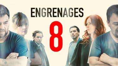 Engrenages, la saison 8 c'est maintenant sur Canal+ !