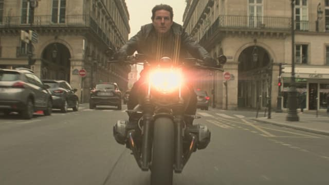 Tom Cruise dans Mission Impossible Fallout