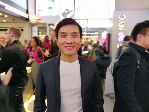 Photo prise avec le OnePlus 6T