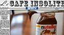 Il est possible de déguster du Nutella accoudé au bar à Frankfort, Bologne et désormais Chicago