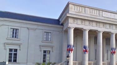 Le tribunal de grande instance de Tours