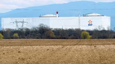 Conformément à une promesse faite par François Hollande, l'État a décidé de fermer la centrale nucléaire de Fessenheim (image d'illustration)