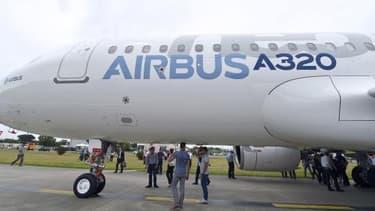 Airbus a notamment enregistré 36 annulations de commandes d'A320.