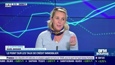Maël Bernier (Meilleurtaux.com) : Le point sur les taux de crédit immobilier - 26/10