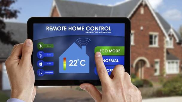 """Le numérique permet de rendre les maisons de plus en plus """"intelligentes"""""""