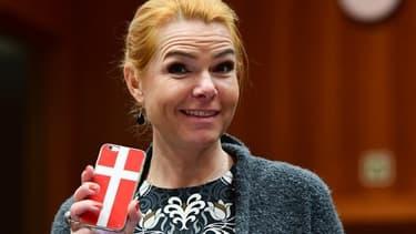 La ministre à l'Immigration et l'intégration danoise, Inger Støjberg.
