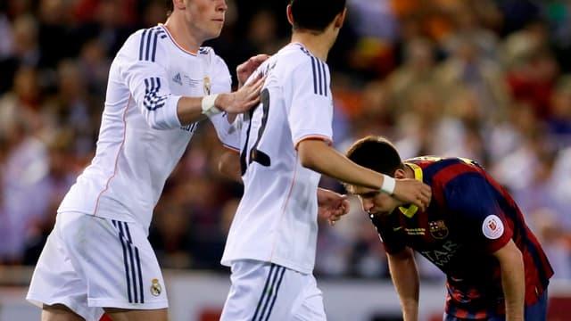 Bale-Di Maria-Messi