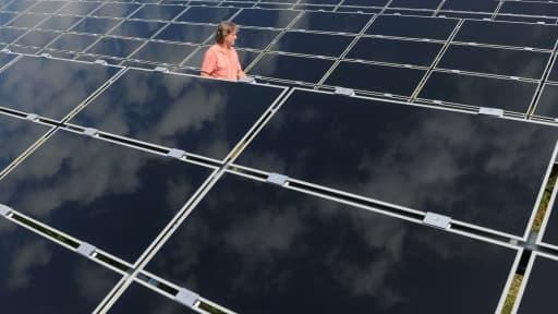 Les capacités en solaire ont augmenté en 2013, mais l'installation des panneaux a coûté moins cher.