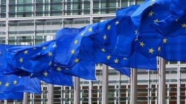 La zone euro était en récessions depuis un an et demi.