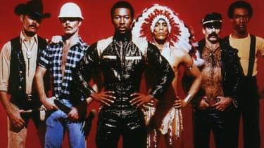 Couverture de l'album Macho Man des Village People (1978)