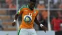 Serge Aurier, le latéral droit de la Côte d'Ivoire et du PSG
