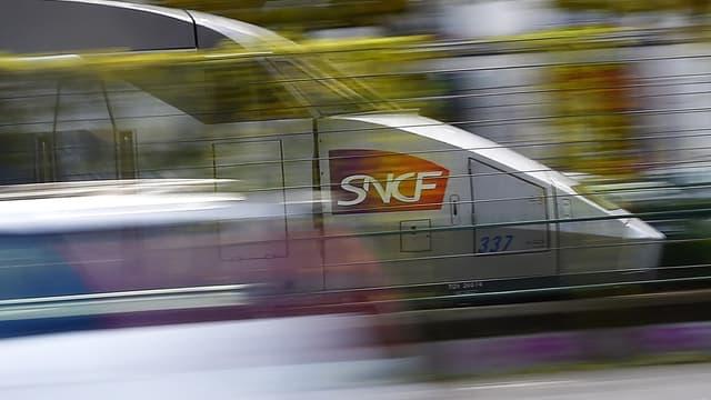 L'État va commander 100 exemplaires du futur TGV d'Alstom (image d'illustration).