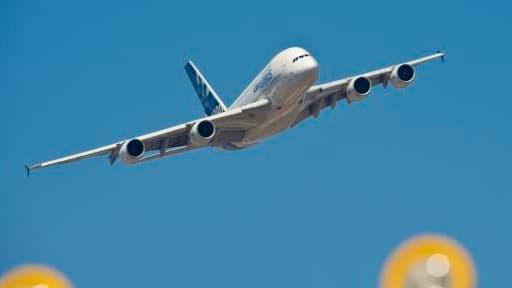Les ventes de l'A380 avait été sauvées par Emirates l'an dernier.