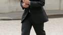 Le ministre du Budget, François Baroin. Le déficit budgétaire de la France s'est élevé en 2009 à 138 milliards d'euros, en hausse de 81,7 milliards par rapport à 2008, selon le projet de loi de règlement présenté mercredi en conseil des ministres. /Photo
