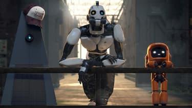 """Love, Death & Robots"""