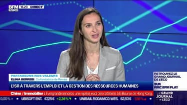 Elina Berrebi (Revaia) : L'ISR à travers l'emploi et la gestion des ressources humaines - 20/10