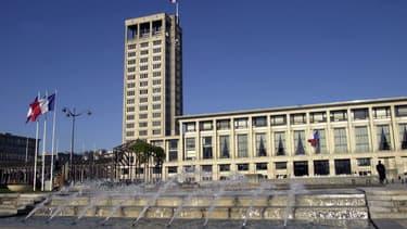 La mairie du Havre