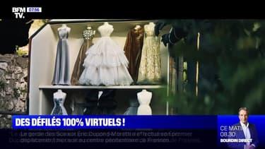 Des défilés 100% virtuels ! - 08/07