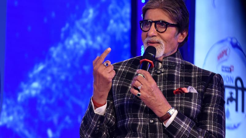 Coronavirus: Amitabh Bachchan, légende de Bollywood, est sorti de l'hôpital