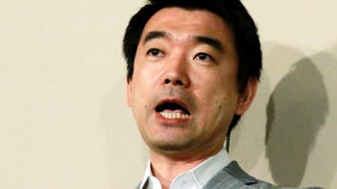 Le maire d'Osaka, Toru Hashimoto, est un habitué des coups d'éclat.