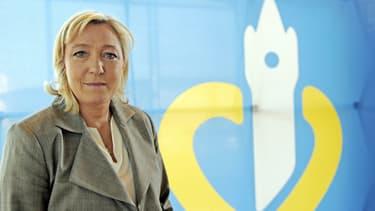 Marine Le Pen, président du Front National