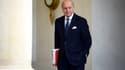 Laurent Fabius le 15 janvier 2014 à l'Elysée. Le ministre des Affaires étrangères se rendra en Iran la semaine prochaine.