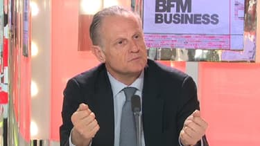 Jean-Paul Chifflet rappelle que, lorsque la Banque publique d'investissement dispose de 42 milliards à prêter aux entreprises, les banques françaises portent 1.950 milliards d'euros d'encours.