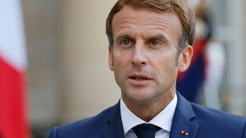 Le QR code du pass sanitaire d'Emmanuel Macron a bien fuité en ligne