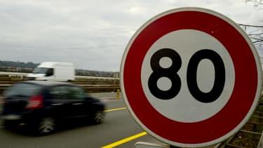 Une proposition de loi adoptée au Sénat pourrait assouplir la limitation à 80km/h.
