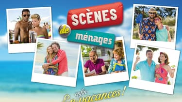 """""""Scènes de ménage"""" en vacances à la mer"""