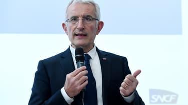 Guillaume Pepy patron de la SNCF.