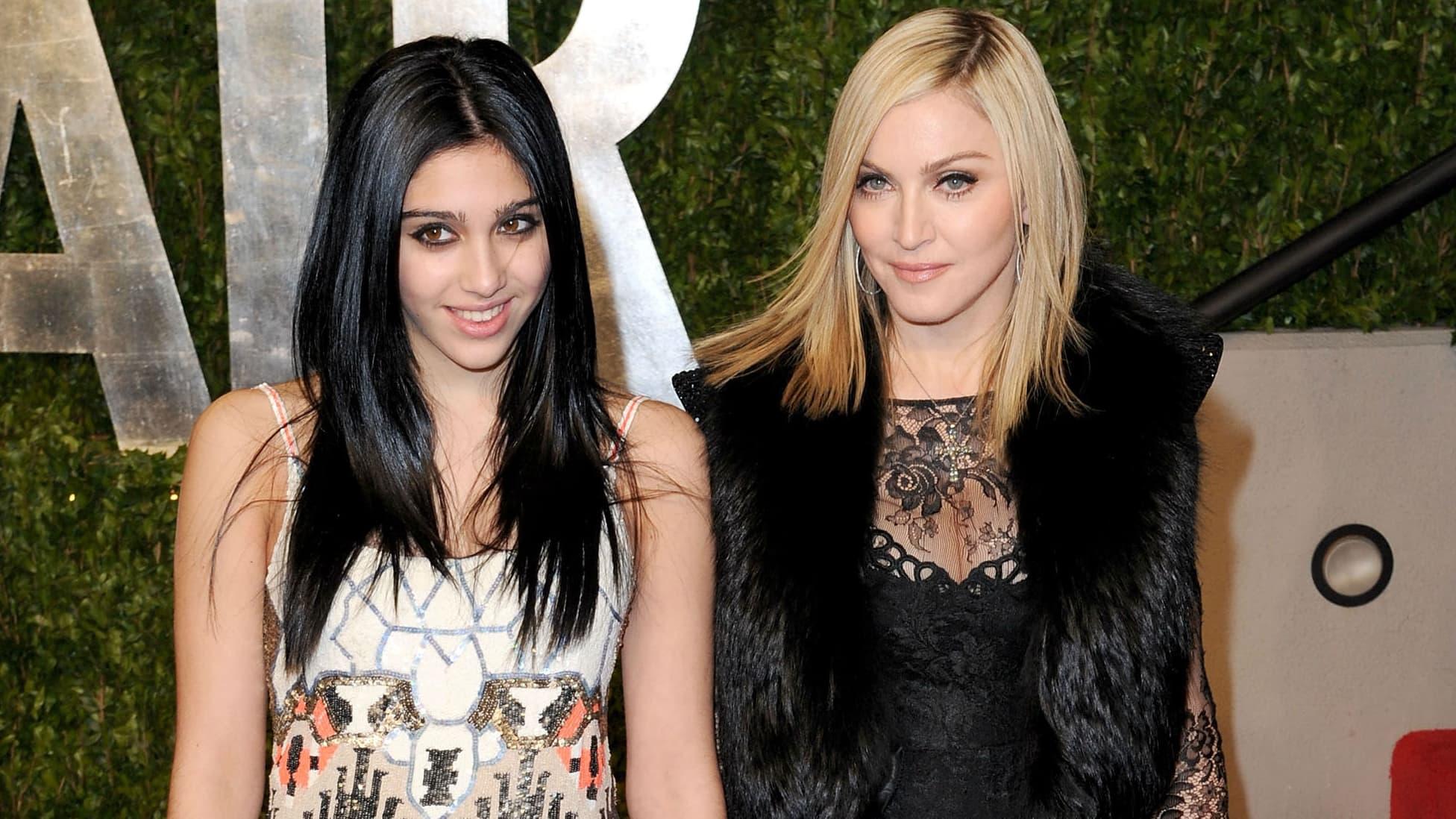 Lourdes Leon, la fille de Madonna, devient le nouveau visage d'une grande marque - BFMTV