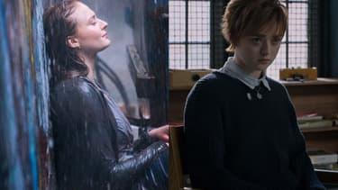 """Sophie Turner, star de """"Dark Phoenix"""", et Maisie Williams, actrice de """"The New Mutants"""""""