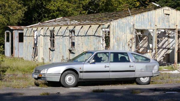 Une Citroën CX est actuellement un bon investissement.