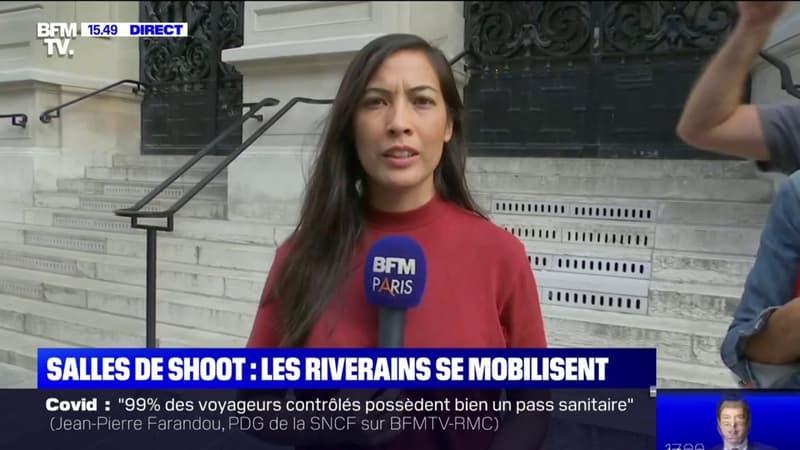 Salles de shoot à Paris: des riverains se mobilisent ce samedi devant la mairie du 10ème arrondissement