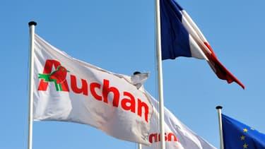 La bijouterie Auchan du centre commercial Vélizy 2 a inauguré, ce mois-ci, un traceur chimique anti-braquages.