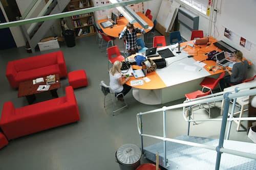 Les jeunes créateurs du monde entier vont à Séoul pour être formés au Samsung Art & Design Institute.