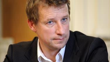 Yannick Jadot , eurodéputé EELV.