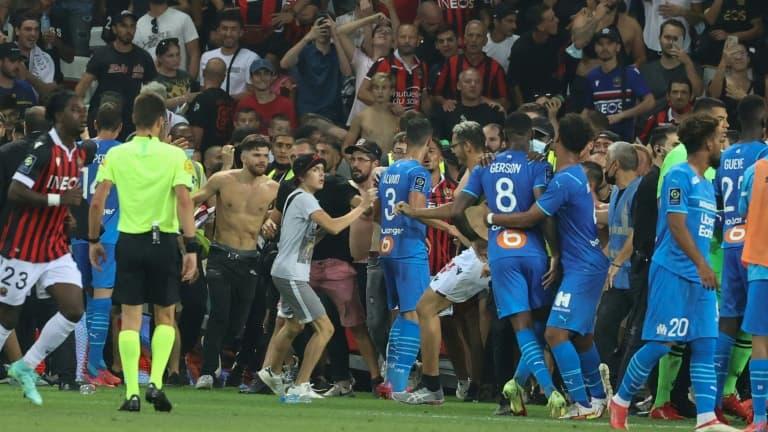 Marseille déçu de ne pas avoir match gagné et très remonté pour Alvaro